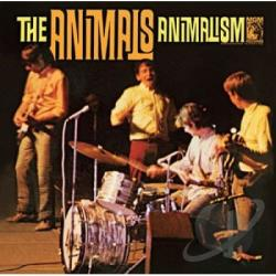 Animals - Animalism CD Cover Art