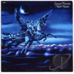 Sonora Poncena - Night Raider CD Cover Art