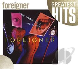 Foreigner - Greatest Hits: The Very Best...And Beyond CD Cover Art