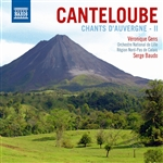 Baudo / Canteloube / Gens / Orch Nat'L De Lille - Cantoloube: Chants d'Auvergne, Vol. 2 CD Cover Art