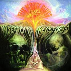 Moody Blues - In Search of the Lost Chord CD Cover Art