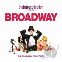 Intro Collection: Broadway CD Cover Art