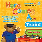 Here Comes A DVD Soundtrack - Here Comes A Train DB Cover Art