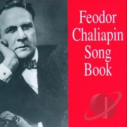 Chaliapin, Feodor - Feodor Chaliapin Song Book CD Cover Art