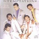 Temptations - To Be Continued... CD Cover Art