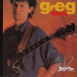 Lowe, Greg - Greg Lowe CD Cover Art