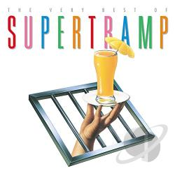 Supertramp - Very Best of Supertramp CD Cover Art