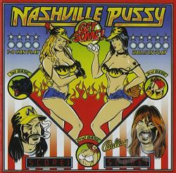 Nashville Pussy - Get Some! CD Cover Art