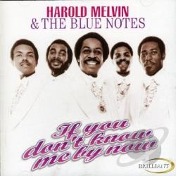 Melvin, Harold - If You Don't Know Me by Now CD Cover Art