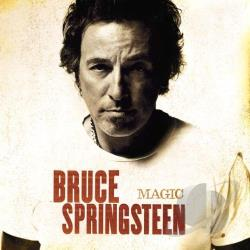 Springsteen, Bruce - Magic LP Cover Art