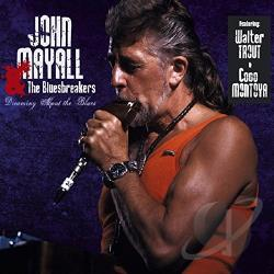 Mayall, John - Dreaming About the Blues CD Cover Art
