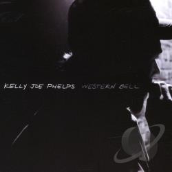 Phelps, Kelly Joe - Western Bell CD Cover Art