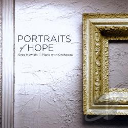 Howlett, Greg - Portraits of Hope CD Cover Art