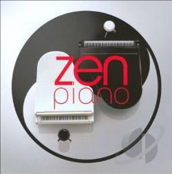 Zen Piano CD Cover Art