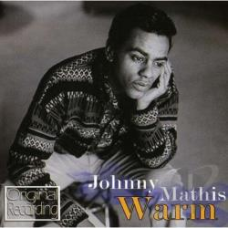 Mathis, Johnny - Warm CD Cover Art