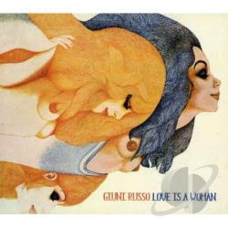 Russo, Giuni - Love is a Woman CD Cover Art