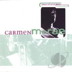 McRae, Carmen - Priceless Jazz Collection CD Cover Art