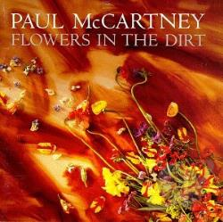 McCartney, Paul - Flowers In The Dirt CD Cover Art
