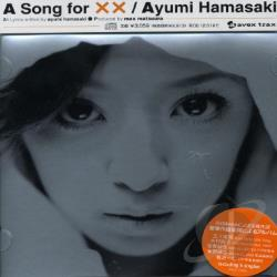 Hamasaki, Ayumi - Song For XX CD Cover Art