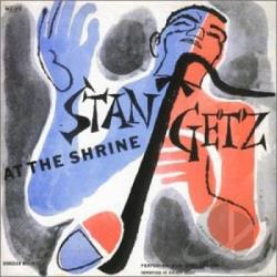 Getz' Stan - At The Shrine CD Cover Art