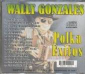 Gonzalez, Wally - Polka Exitos CD Cover Art
