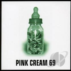 Pink Cream 69 - Food for Thought CD Cover Art