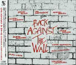 Pink Floyd - Back Against The Wall CD Cover Art