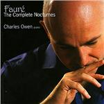 Owen: pno - Faure: The Complete Nocturnes CD Cover Art