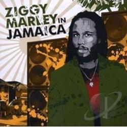Marley, Ziggy / Various Artists - Ziggy Marley in Jamaica CD Cover Art