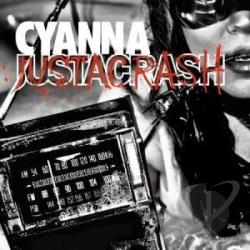 Cyanna - Just A Crash CD Cover Art
