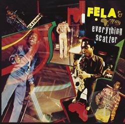 Fela Ransome-Kuti and the Africa '70 / Kuti, Fela - Everything Scatter/Noise for Vendor Mouth CD Cover Art