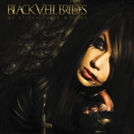Black Veil Brides - We Stitch These Wounds CD Cover Art