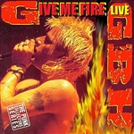 G.B.H. - Give Me Fire DB Cover Art