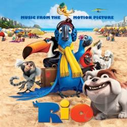 Rio CD Cover Art