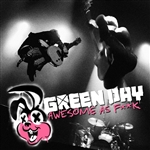 Green Day - Awesome As F**K DB Cover Art