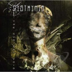 Dysthymia - Audient Void CD Cover Art