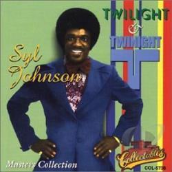 Johnson, Syl - Twilight & Twinight (Masters Collection) CD Cover Art