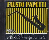 Papetti, Fausto - All Time Favour CD Cover Art
