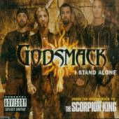 Godsmack - I Stand Alone CD Cover Art