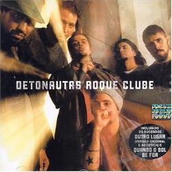Detonautas Roque Clube - Detonautas Roque Club CD Cover Art