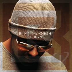 Mcknight, Brian - U Turn CD Cover Art
