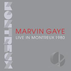 Gaye, Marvin - Live in Montreux CD Cover Art