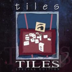 Tiles - Tiles CD Cover Art