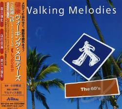 Walking Melodies-60's CD Cover Art
