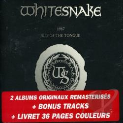 Whitesnake - 1987/Slip of the Tongue CD Cover Art