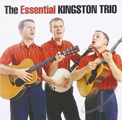 Kingston Trio - Essential Kingston Trio CD Cover Art