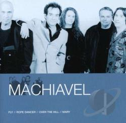 Machiavel - Essential CD Cover Art