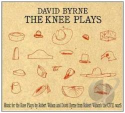 Byrne, David - Knee Plays CD Cover Art