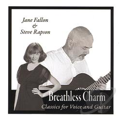 Fallon, Jane / Rapson, Steve - Breathless Charm CD Cover Art
