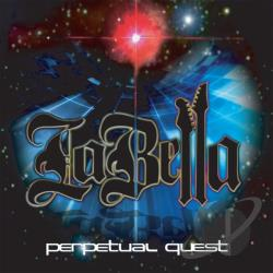 Labella - Perpetual Quest CD Cover Art
